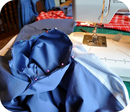 Making a Kimono