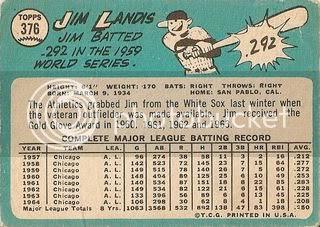 #376 Jim Landis (back)