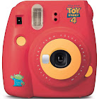 Fujifilm Instax Mini 9 Instant Film Camera (Toy Story 4)