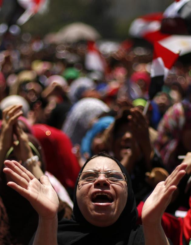 ΑΙΓΥΠΤΟΣ: Η ανατροπή του Μόρσι τα αντικρουόμενα συμφέροντα και ο εμφύλιος