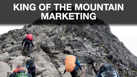 King of the Mountain Marketing - Centratel