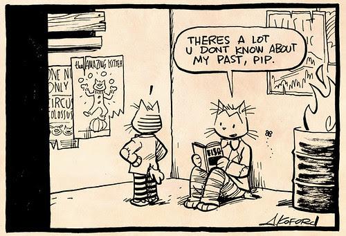 Laugh-Out-Loud Cats #2434 by Ape Lad