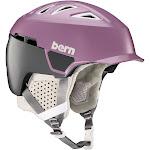 Bern Heist Brim MIPS Helmet Satin Lilac, L
