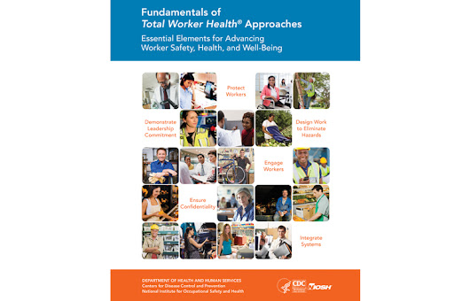 NIOSH publishes workbook on Total Worker Health