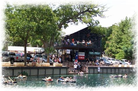 Texas Tubes ::.. Floating in the Comal River   Austin