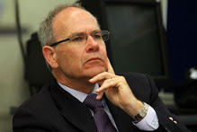 Auckland Mayor Len Brown. File photo / Getty Images