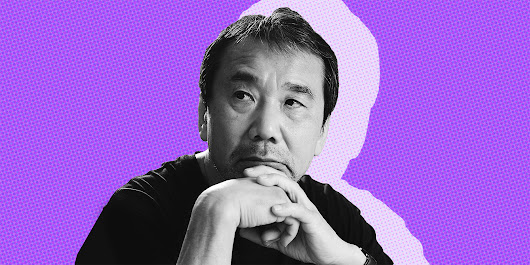 What Murakami and Other Literary Giants Learned From Brand Writing