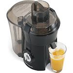 Hamilton Beach Big Mouth Juice Extractor Home Good - Black