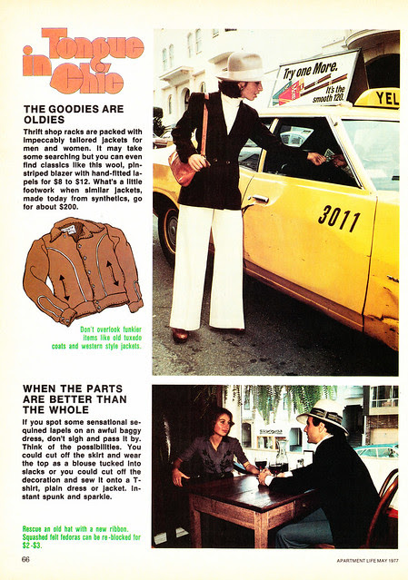 Apartment Life Magazine (May 1977)