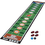 Franklin Sports Football Shuffleboard Game - Green