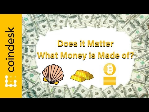 Does it Matter What Money is Made of?