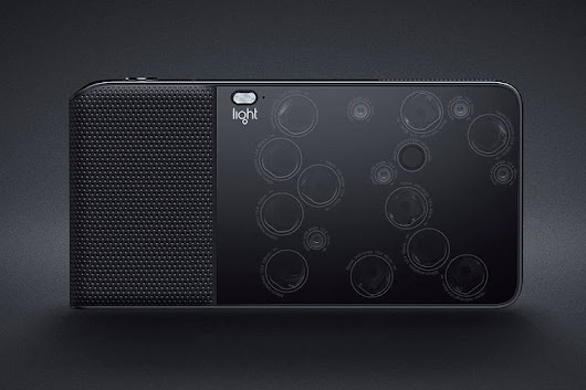 Light's Slim Camera Takes Aim at DSLRs By Snapping Many Pics at Once