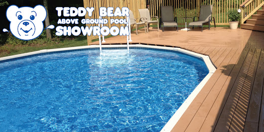 Above Ground Pool Showroom - Teddy Bear Pools and Spas