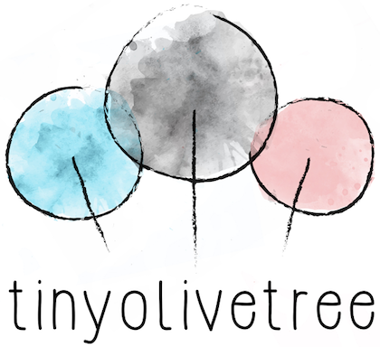 Tiny Olive Tree