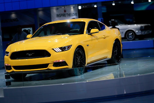 What Do Women Want? This Year, a Ford Mustang