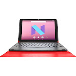 "Visual Land - Prestige Elite 10QD - 10.1"" - Tablet - 16GB - With Keyboard - Red"