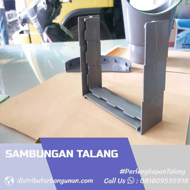 Sambungan Talang SBG Distributor Pipa PVC Perlengkapan Air