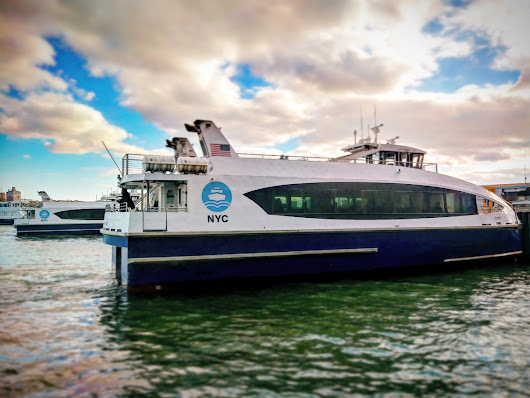 NYC Ferry ramps up service for summer