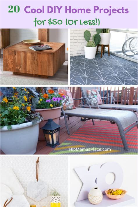 cool diy home projects