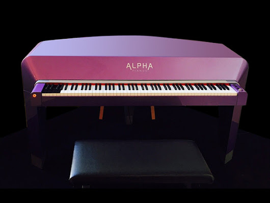 Prince's ALPHA Grand 97— Sold!