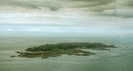 Alderney - Arriving magical isl - neilhoward | ello