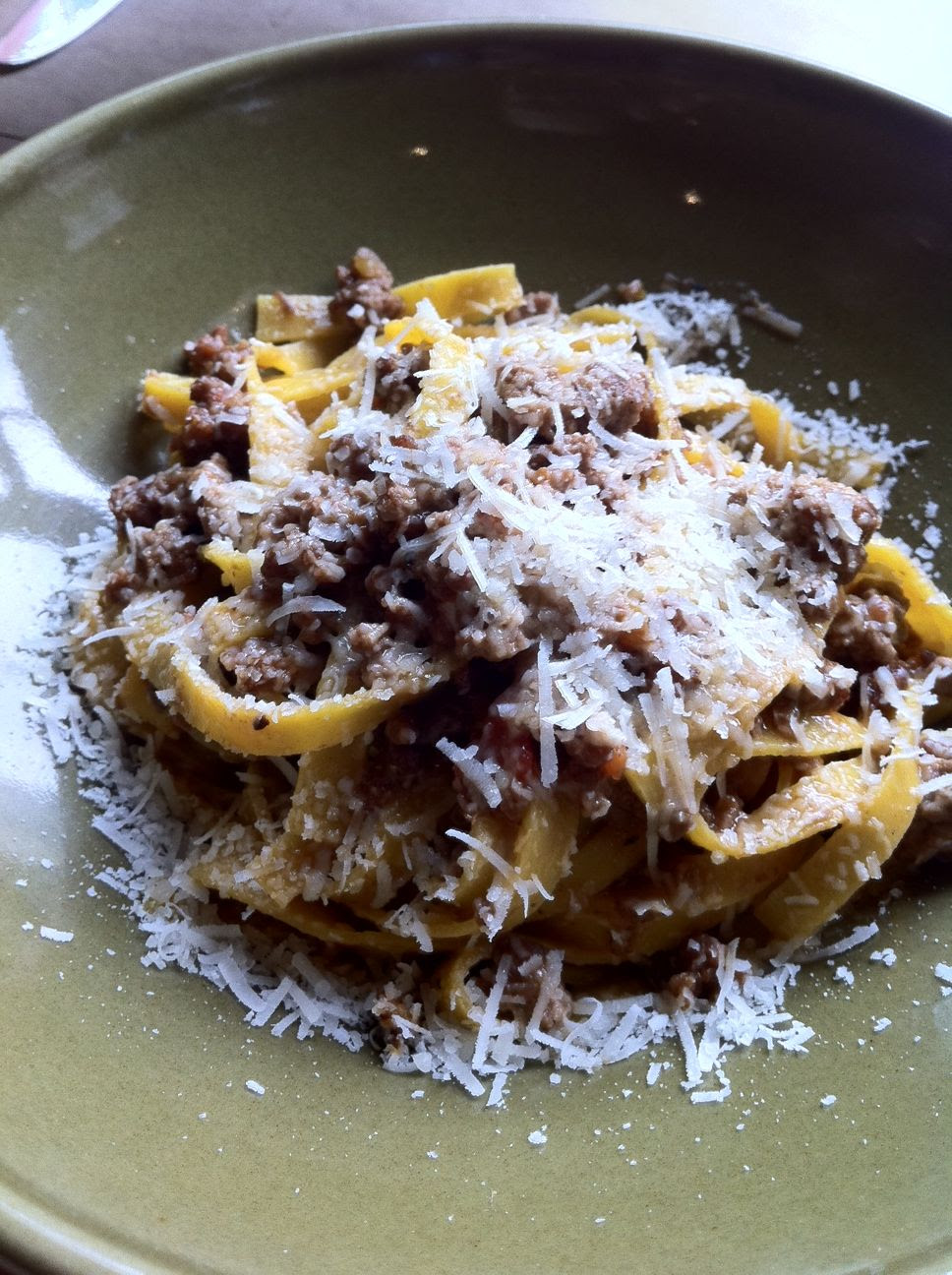 Pappardelle Bolognese Recipe 77