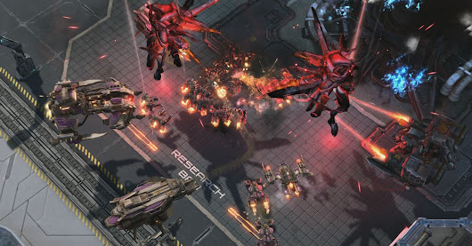 Why StarCraft 2 is going free-to-play