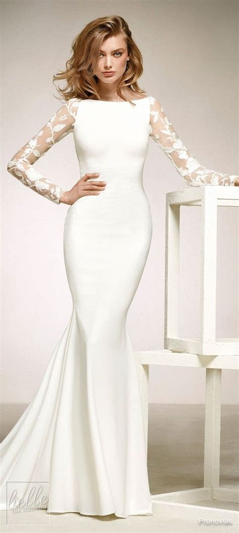 Simple Wedding Dresses Inspired by Meghan Markle   Wedding
