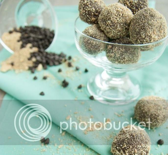(No-Bake) S'more Truffles