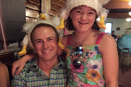 Jordan Spieth Celebrates His 22nd Birthday by Wearing a Chicken Hat