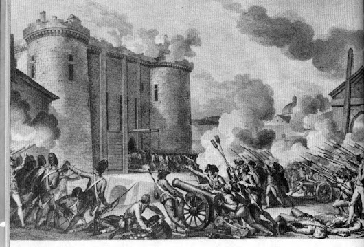 Hardened Structures : Bunkers Shelters — todayinhistory:   July 14th 1789: Storming of the...