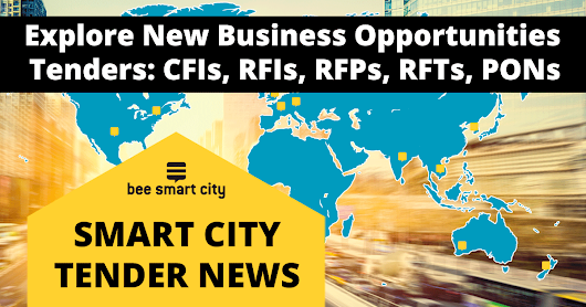 Smart City Tender News & Updates January 2019 - Part II