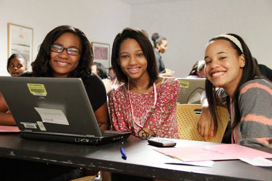 BGC Summer Camps are Coming!! Join the Movement, Learn and Teach with BlackGirlsCODE!