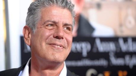 Anthony Bourdain to open Devour! Food Film Fest in Wolfville