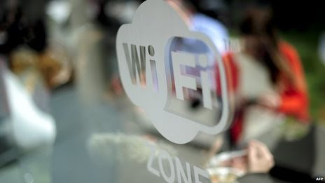 Europol warning over wi-fi hotspots