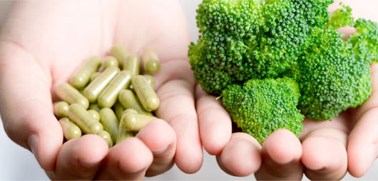 Organic supplements for resale - a booming market...