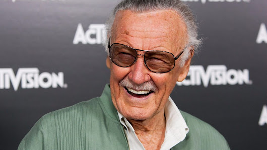 The genius of superhero creator Stan Lee