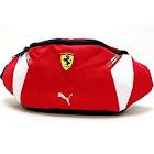 Puma Scuderia Ferrari Red Fanny Waist Pack Bag PMMO1007