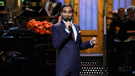 Watch Aziz Ansari Stand-Up Monologue from Saturday Night Live on NBC.com