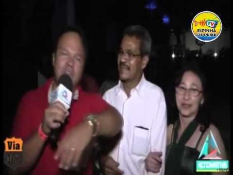Web Tv espinha de peixe - Amado Batista - Entrevista -