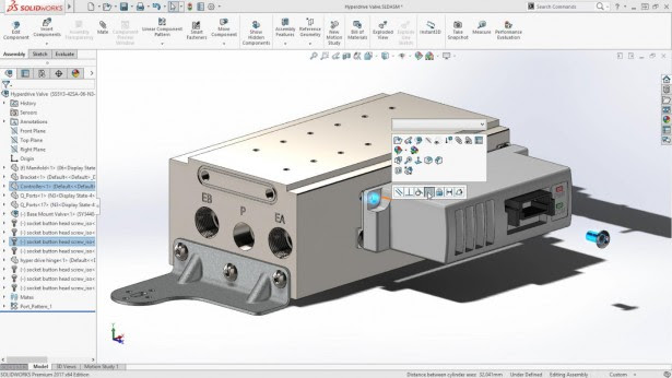 solidworks mate placement