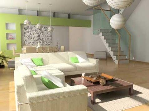 simple interior design living room 11 - Interior design
