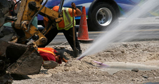 WHAT IS WATER LINE LEAK DETECTION SERVICES? - ACS Underground Solutions