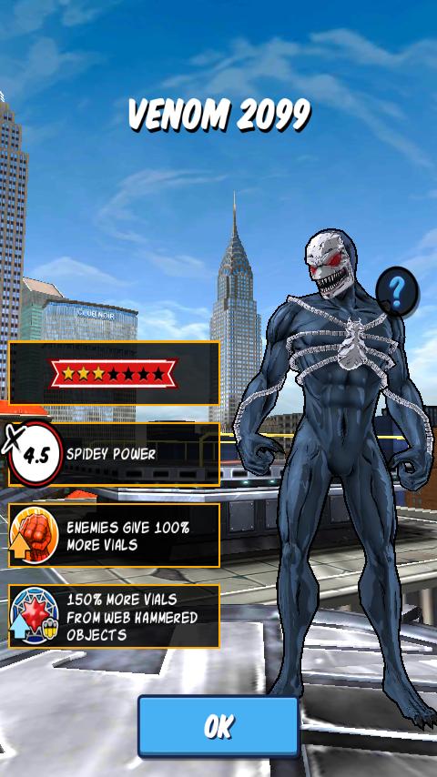 Venom 2099 | Spider-Man Unlimited (mobile game) Wikia ...