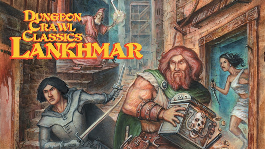Update 51: Announcing DCC Lankhmar #8: The Land of the Eight Cities · DCC Lankhmar