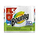 Bounty Select-A-Size Huge Rolls, White, 12 Count