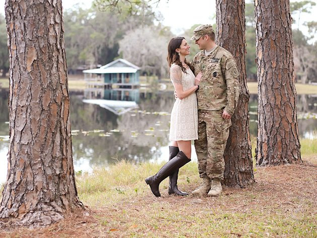 Soldier Marries Sister of Man He Saved in Afghanistan: 'It's Such an Amazing Love Story'| Real People Stories, The Daily Smile, Militar...