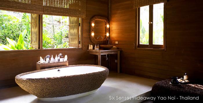 Travel inspiration: spa-style bathrooms   Caribbean Living