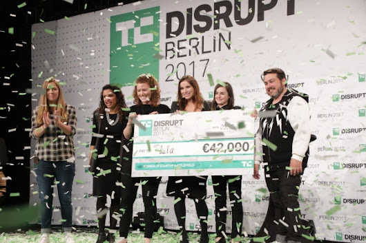 Only 48 hours left: Apply to Startup Battlefield at Disrupt Berlin