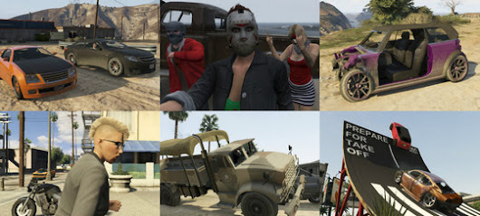 My first 200 hours in Grand Theft Auto V (Part 2: Online)